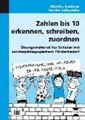 Zahlen bis 10 erkennen, schreiben, zuordnen   Konkow, Monika ; Jebautzke, Kirstin  