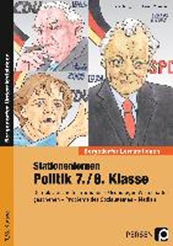 Lauenburg, F: Stationenlernen Politik 7./8. Klasse