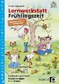 Lernwerkstatt Frühlingszeit - Ergänzungsband   Kirstin Jebautzke  