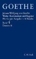 Goethe, J: Werke Neubearb., 4   auteur onbekend  