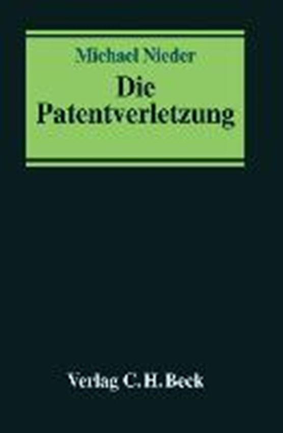Nieder, M: Patentverletzung