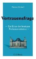 Vertrauensfrage   Florian Meinel  