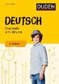 Deutsch in 15 Minuten - Grammatik 6. Klasse | auteur onbekend |