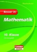 Kreusch, J: Besser in Mathematik - Realschule 10. Klasse | Kreusch, Jochen ; Holm, Markus |
