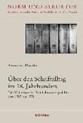 Über den Schriftalltag im 18. Jahrhundert   Alexander Denzler  