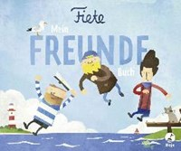 Fiete - Mein Freunde-Buch | auteur onbekend |