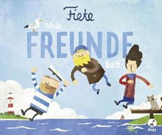Fiete - Mein Freunde-Buch