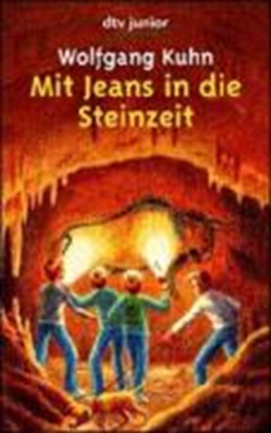 Mit Jeans in die Steinzeit