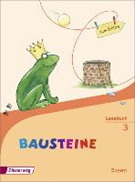 BAUSTEINE Lesebuch 3 BY (2014)