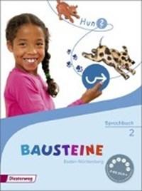 BAUSTEINE Sprachbuch 2. Sprachbuch. Baden-Württemberg | auteur onbekend |