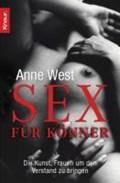 Sex für Könner | Anne West |