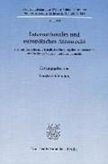 Internationales und europäisches Atomrecht | Kerstin Odendahl |
