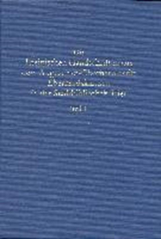 Heydeck, K: Beschreibendes Verzeichnis der Handschriften der