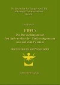 Die Inschriften des Tempels von Edfu / Edfu: Die Darstellungen auf den Außenseiten der Umfassungsmauer und auf den Pylonen. Abteilung II Dokumentation   Uwe Bartels  