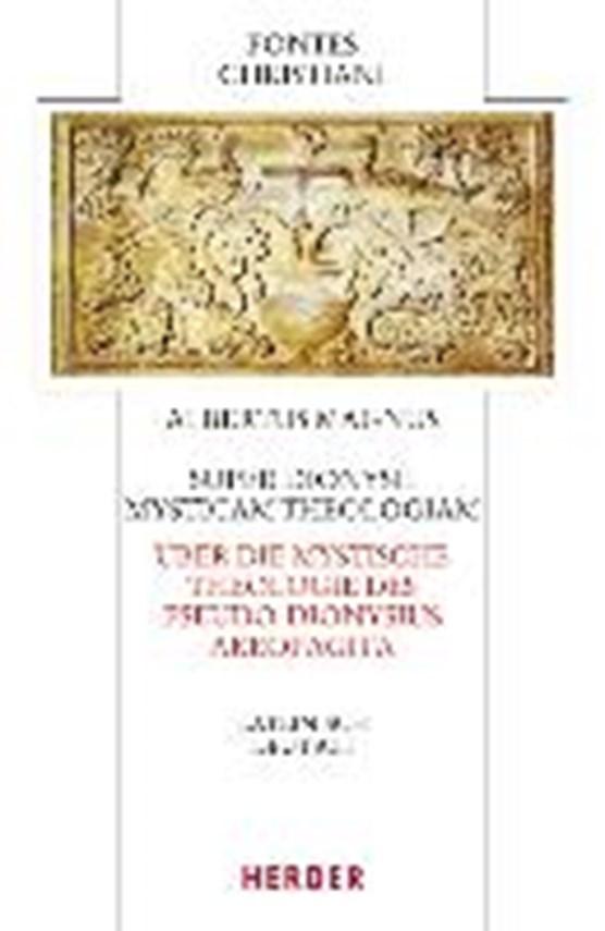 Albertus Magnus: Super Dionysii Mysticam Theologiam - Über d