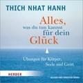Alles, was du tun kannst für dein Glück   Thich Nhat Hanh  