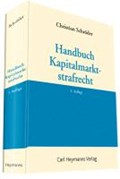 Handbuch Kapitalmarktstrafrecht | Christian Schröder |