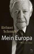 Mein Europa   Helmut Schmidt  