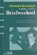 Briefwechsel   Hermann Rorschach  