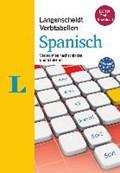 Langenscheidt Verbtabellen Spanisch - Buch mit Konjugationstrainer zum Download   BALBOA SÁNCHEZ,  Olga  