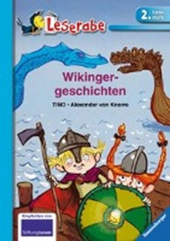 Tino: Wikingergeschichten