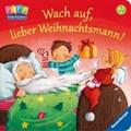 Wach auf, lieber Weihnachtsmann! | Prusse, Daniela ; Kraushaar, Sabine |