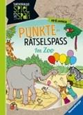 Siegmund-Stiefenhofer, S: Punkte-Rätselspaß: Im Zoo   Siegmund-Stiefenhofer, Sybille ; Dölling, Andrea  