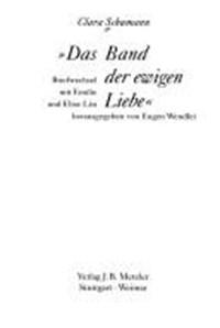 """Das Band der ewigen Liebe""   auteur onbekend  "