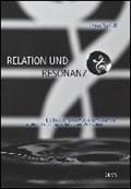 Syfuß, E: Relation und Resonanz | Enno Syfuß |