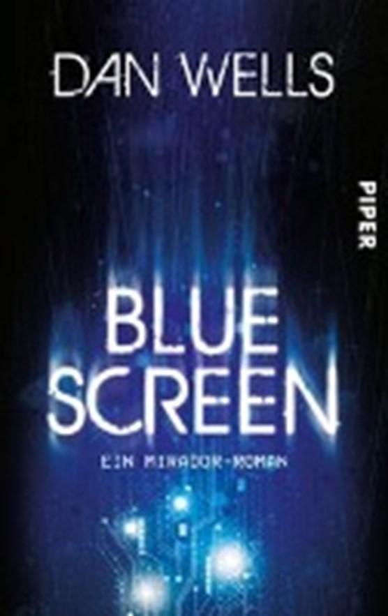 Wells, D: Bluescreen