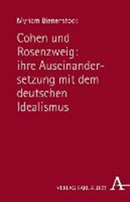 Bienenstock, M: Cohen und Rosenzweig