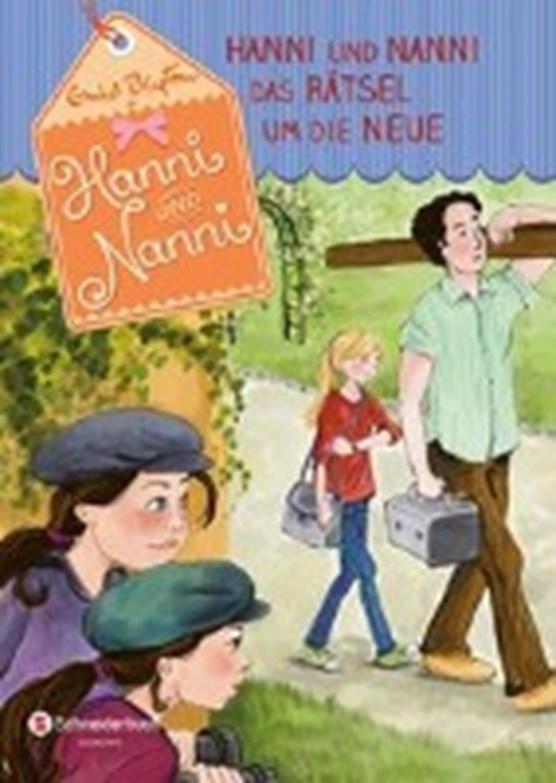 Blyton, E: Hanni und Nanni 24. Das Rätsel um die Neue