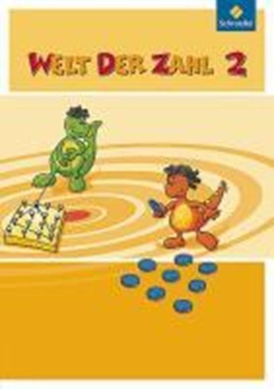 Welt der Zahl 2. Schülerband. Nordrhein-Westfalen