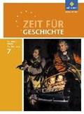 Zeit für Geschichte 7. Schülerband. Gymnasien. Baden-Württemberg   auteur onbekend  
