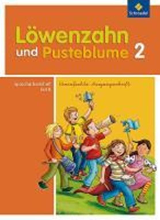 Löwenzahn Pustebl. Spracharbeitsh. B 2 VAS (09)