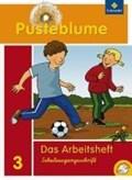 Pusteblume 3. Das Sprachbuch. Arbeitsheft mit CD-ROM - Ausgabe 2010 für Berlin, Brandenburg, Mecklenburg-Vorpommern und Sachsen-Anhalt | auteur onbekend |