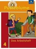 Pusteblume 4. Das Sprachbuch. Berlin, Brandenburg, Mecklenburg-Vorpommern, Sachsen-Anhalt | auteur onbekend |