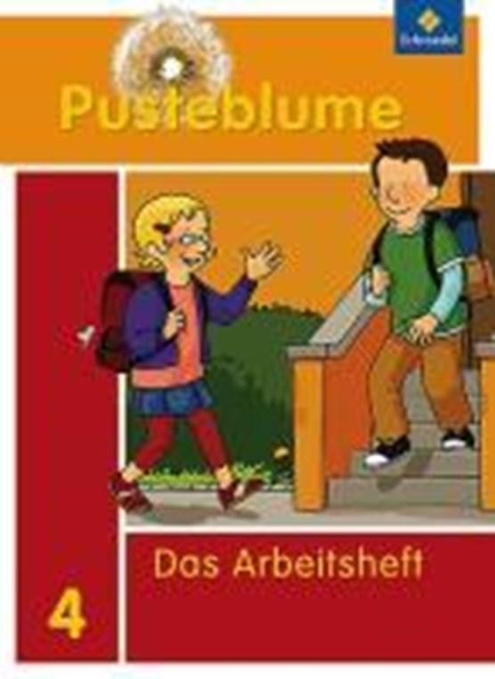 Pusteblume 4. Das Sprachbuch. Berlin, Brandenburg, Mecklenburg-Vorpommern, Sachsen-Anhalt