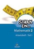 Stark in Mathematik 2 Teil 1. Arbeitsheft | auteur onbekend |