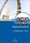 Stark in Mathematik 3 Teil 1: Arbeitsheft | auteur onbekend |