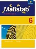 Maßstab Mathematik 6. Schülerband. Hessen   auteur onbekend  