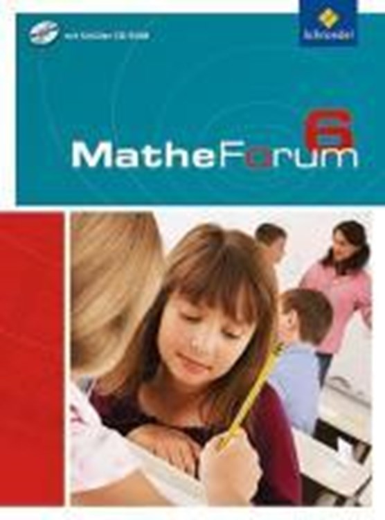 MatheForum 6 SB mit CD-ROM RS NDS (Ausg. 09)