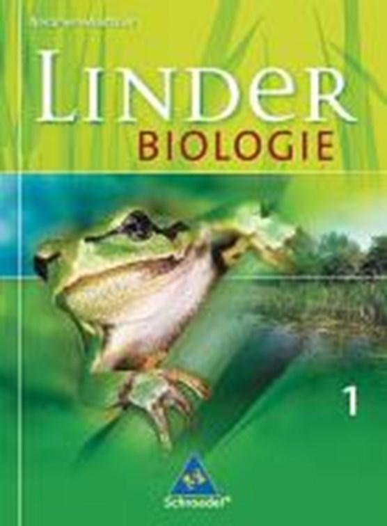 Linder 1. Biologie. Schülerband. Nordrhein-Westfalen