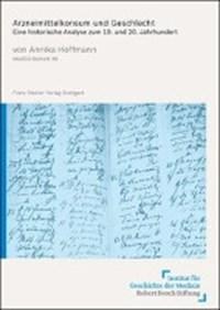 Arzneimittelkonsum und Geschlecht | Annika Hoffmann |