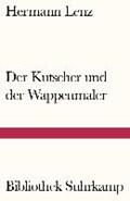 Der Kutscher und der Wappenmaler | Hermann Lenz |