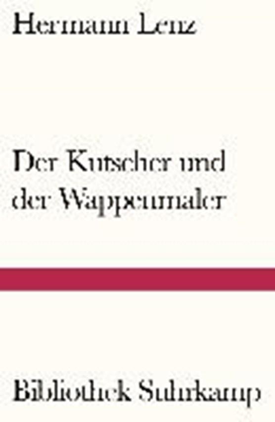 Der Kutscher und der Wappenmaler