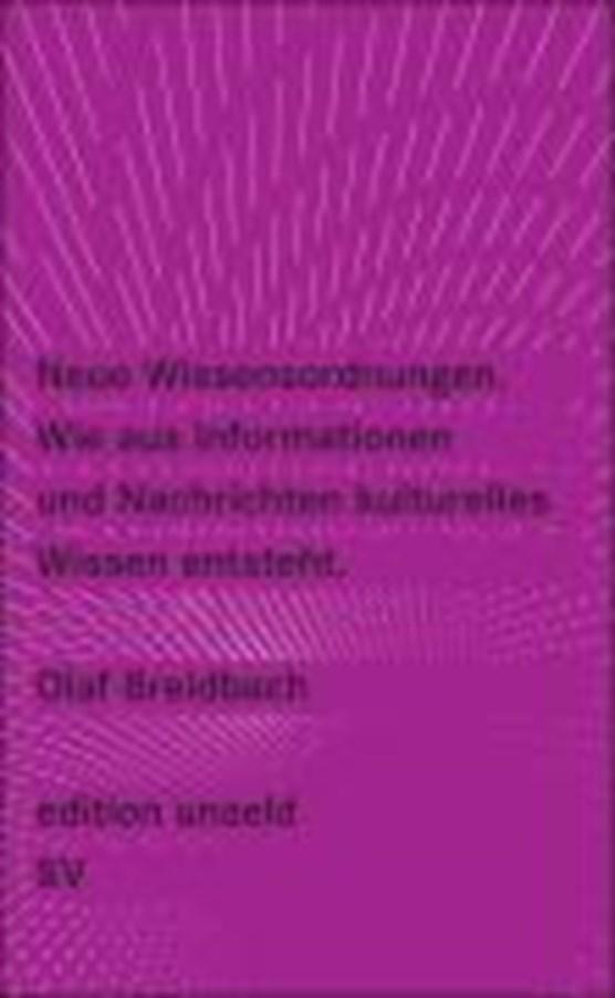 Breidbach, O: Neue Wissensordnungen