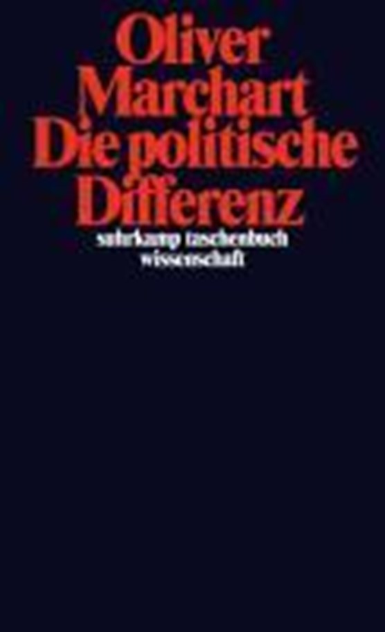 Die politische Differenz