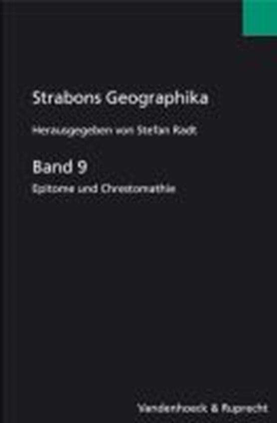 Strabons Geographika Band 9