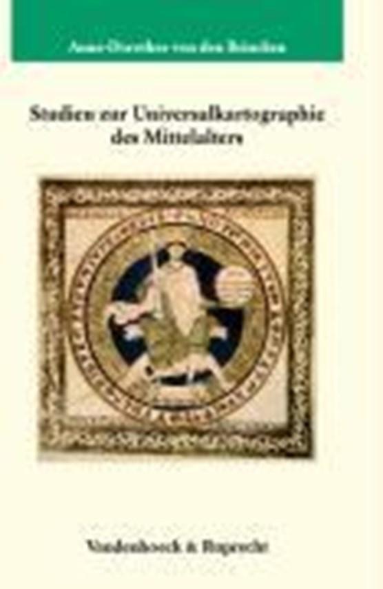 Studien zur Universalkartographie des Mittelalters